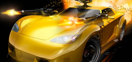 wallpaper hd car yellow