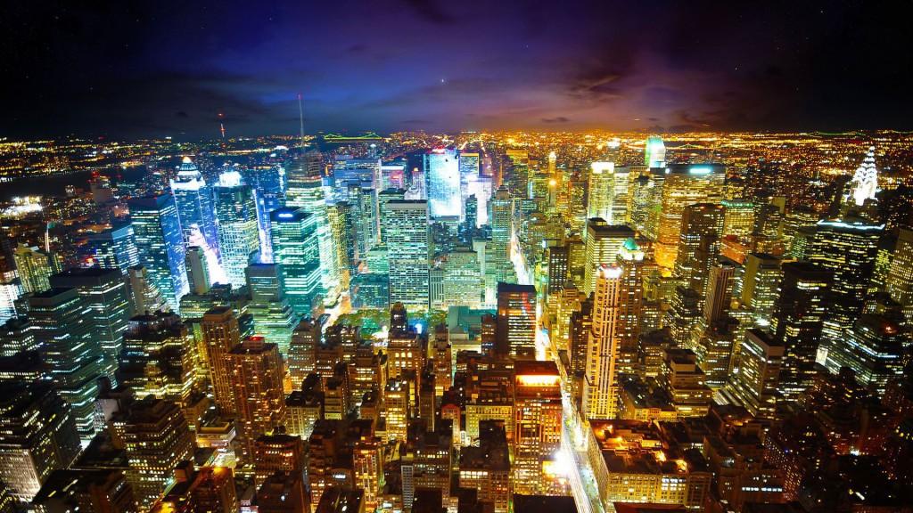 city at night wallpaper hd