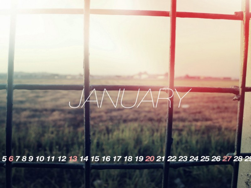 january wallpaper hd