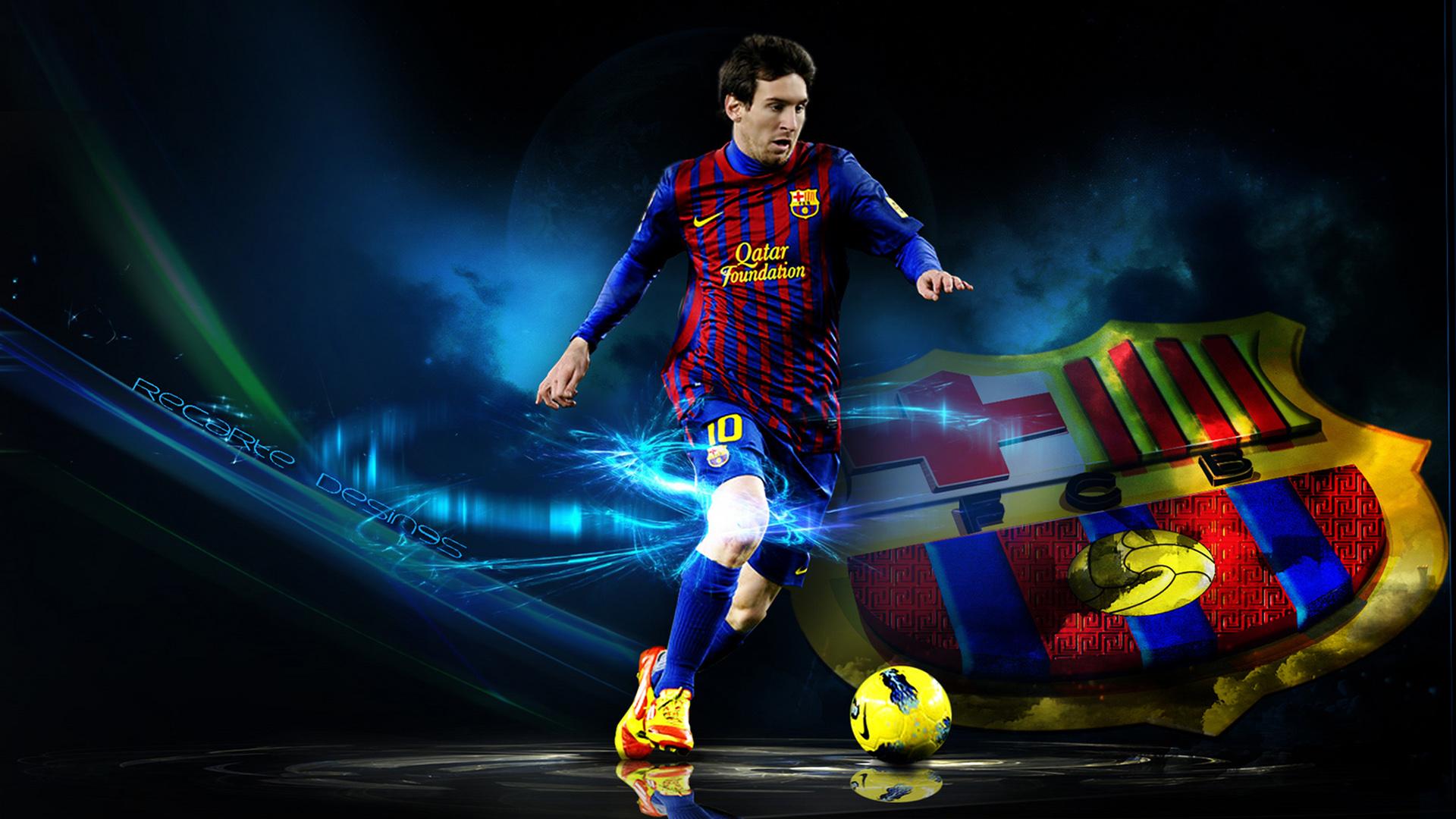 Messi Hd Wallpapers Wallpaper Hd Fondos De Pantalla Hd