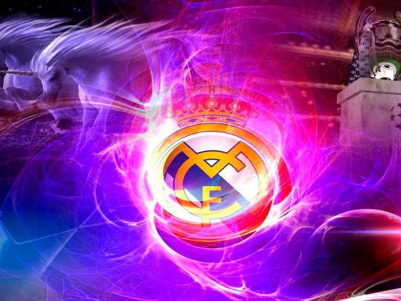 wallpaper hd real madrid shield